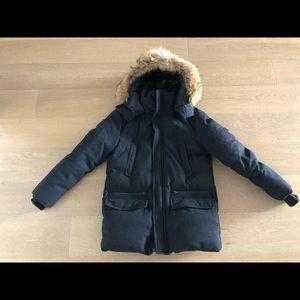 4920e21ddce27 Men's Mackage wool/down coat (size 40)